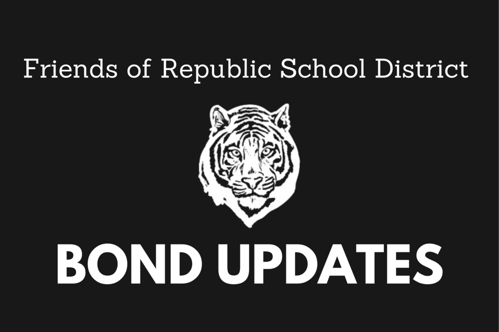 Friends of Republic School District #Bond Update