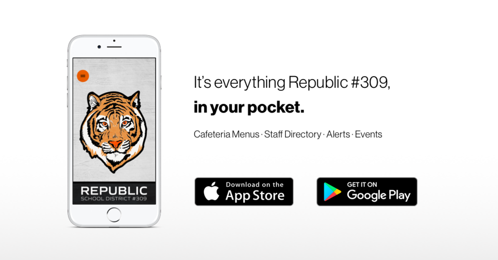 It's everything Republic in your pocket! Download our app now on your Android or iPhone.