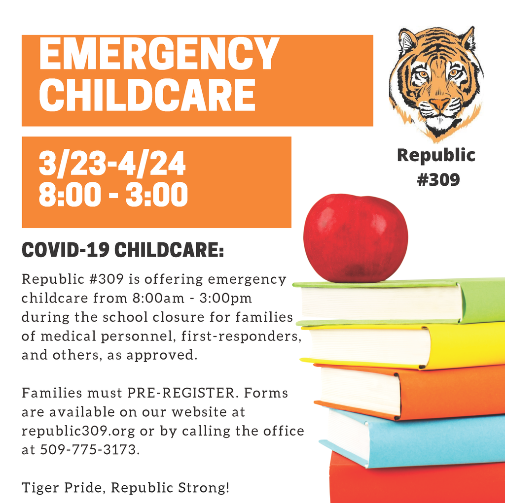 Republic #309: Services during school closure